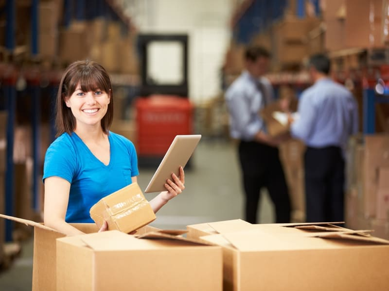 Overseas & Local Warehouse Management